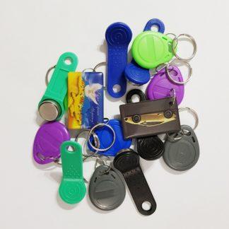 Пульты и заготовки ключей для домофонов